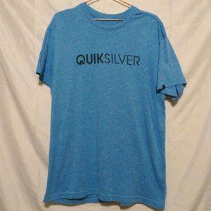 Quiksliver logo tee